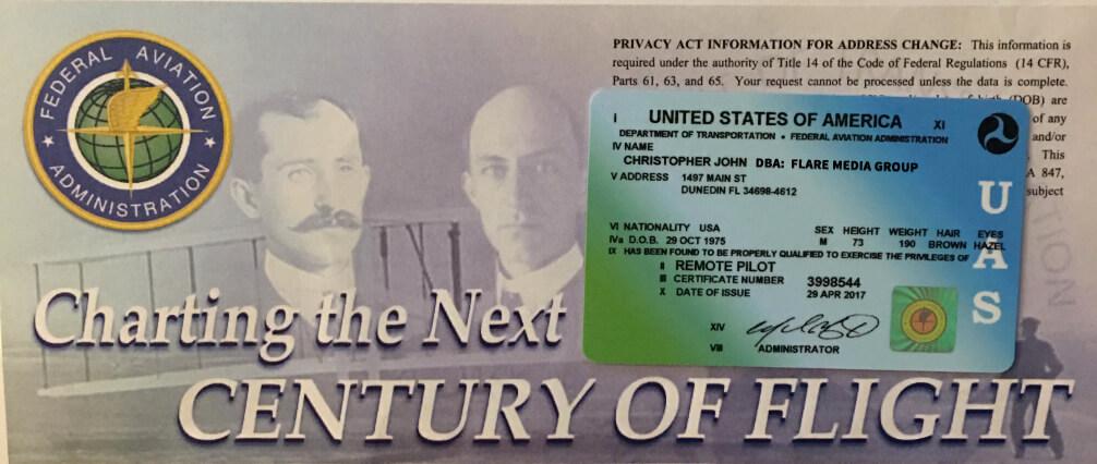 FAA-license