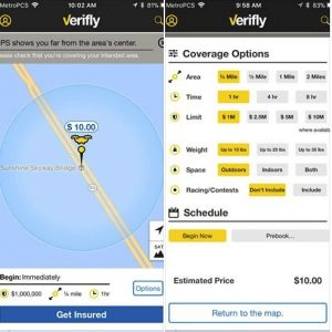 Verifly Insurance App