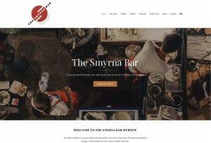 The smyrna Bar in Smyrna Michigan