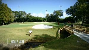 Chi Chi Rodriguez Golf Club front 9