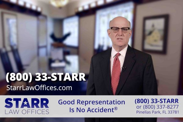 Ted Starr from Starr Law Offices