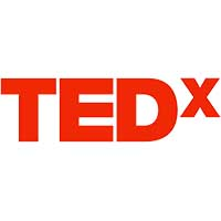 Logo for TEDx promo video by Flare Media Group