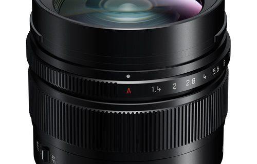 Leica DG Summilux 12mm f/1.4 Camera lens