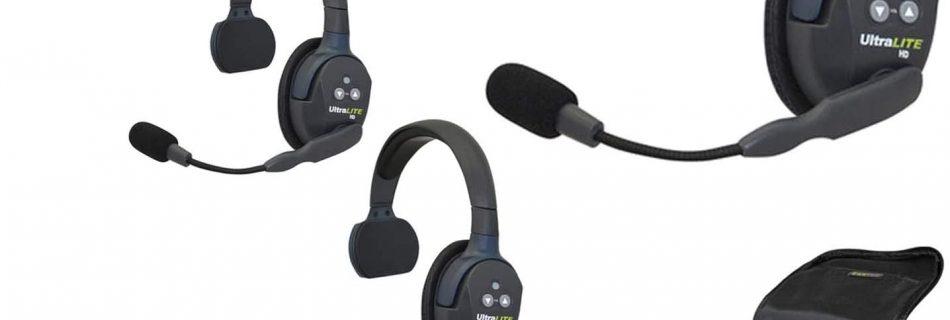 Eartec Ultralite Headsets