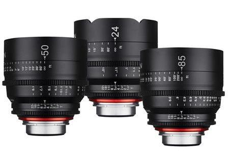 Xeen lens set