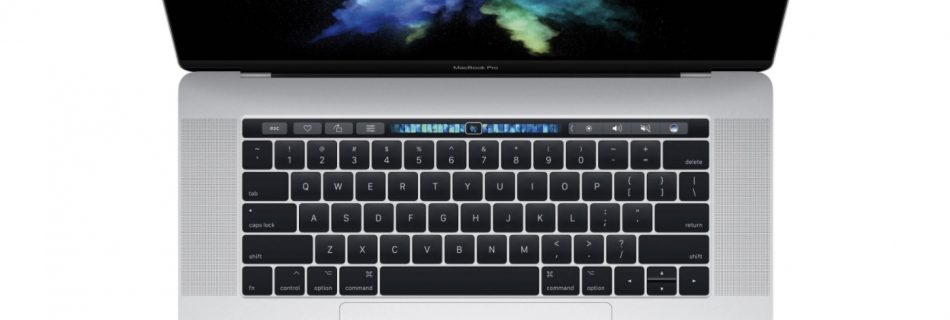 15 Apple MacBook Pro Thunderbolt 3