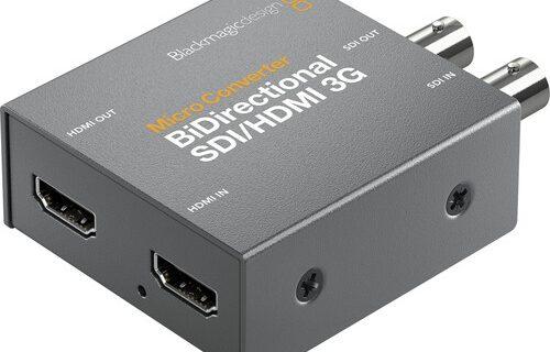 BiDirectional SDI-HDMI